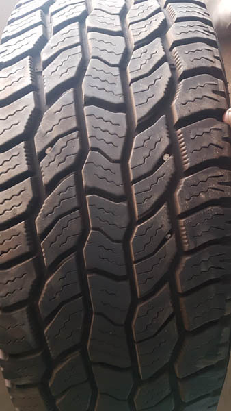 Two Cooper AT3 255/65R17 Tyres 2