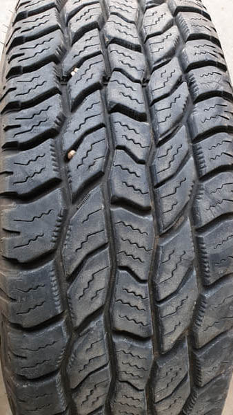 Two Cooper AT3 235/75R15 Tyres 2