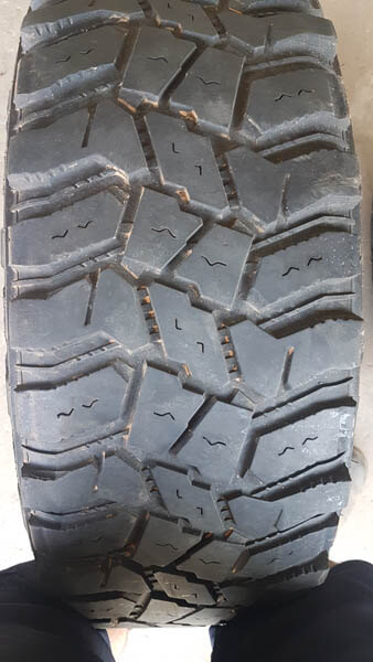 Two Cooper STT Pros 265/70R17 Tyres 2