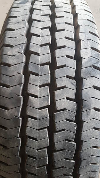 Two Ovation 205/70R15 Tyres 2